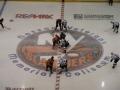 Halle der NY Islanders